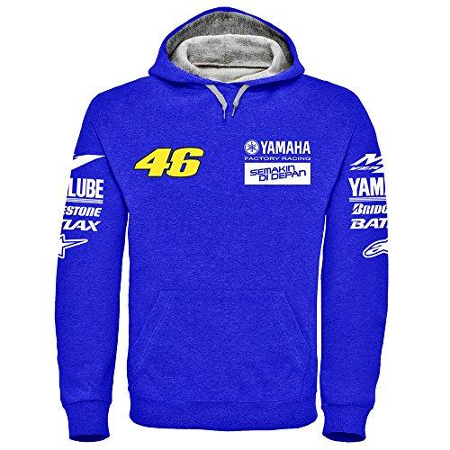 DPX-1 Homme YZR M1 Courses T Shirt S-2XL Yoshimura YZF R1 R6 Fazer Rossi