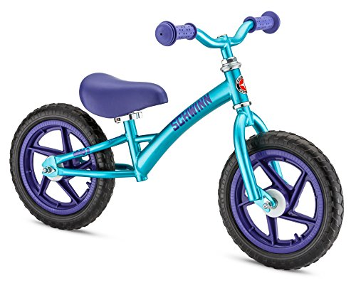 Schwinn Skip 2 Balance Bike, 12-Inch Wheels, Teal