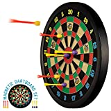Marky Sparky Doinkit Darts, Kids Magnetic Dart Board