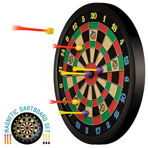 Boy Toys Age 10 - Marky Sparky Doinkit Darts, Kids Magnetic