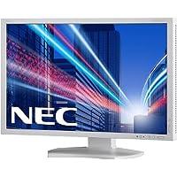 NEC 60003335 Écran LED 55,8 cm (22), DVI, VGA, temps de réponse 5ms Blanc