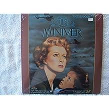 Mrs. Miniver Laser Disc