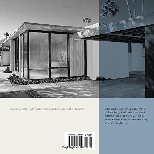 Unseen Midcentury Desert Modern: Daniel Chavkin: 9781423642053 ...