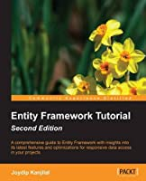 Entity Framework Tutorial, 2nd Edition Front Cover