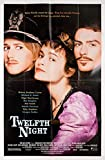 Twelfth Night 1996 U.S. One Sheet Poster