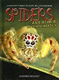 Spiders and Other Invertebrates, Andrew Solway, 1403482233