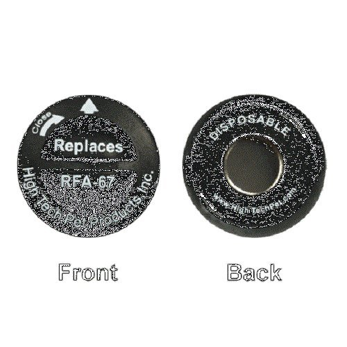(Replacement Battery for Petsafe Model RFA-67 2 PACK)