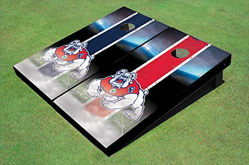 高品質 Fresno State Bulldogs ホームフィールド ロングストライプ コーンホールボード Weather - All サイズとアクセサリーをお選びください - Bags ボード2枚、バッグ8枚など B07NLJ844K F. 2x4 Boards - All Weather Bags A.付属品なし F. 2x4 Boards - All Weather Bags, アイアイ元気:94957dc5 --- staging.aidandore.com