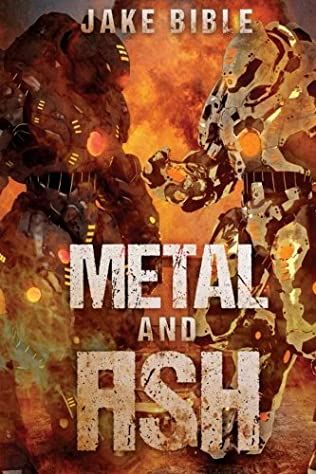 book cover of Metal And Ash