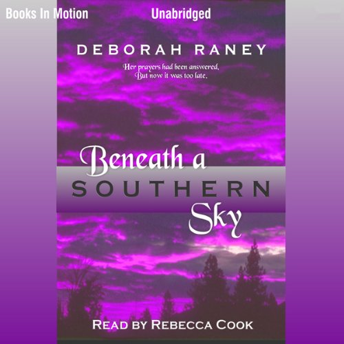 Beneath a Southern Sky: Natalie Camfield, Book 1 (Southern Audio)