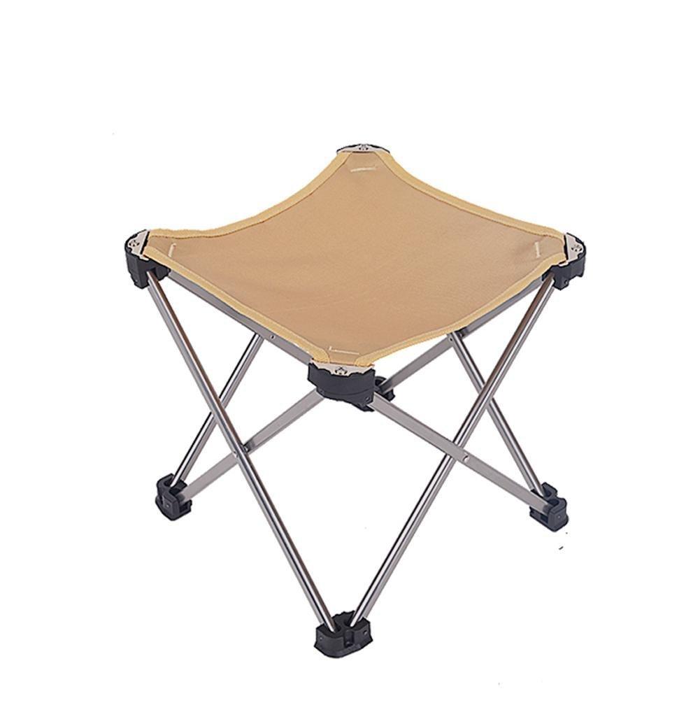 Silla plegable para acampada, portátil, silla plegable, al ...