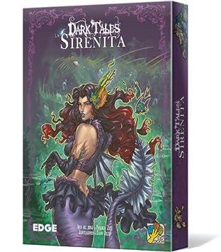 Tales Edge Entertainment Sirenita Coloredge Dark La Español Omn80wvN
