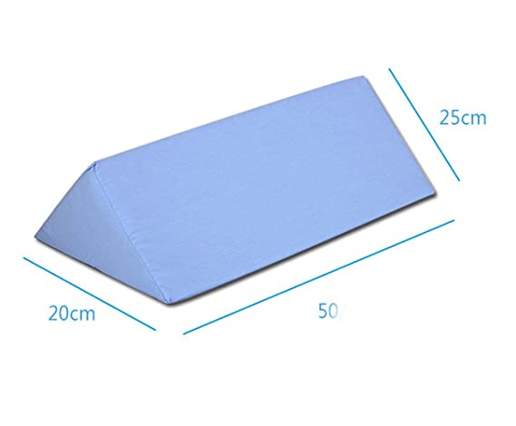 HRRH Anti-Bedsore Sideways Turn Over Pillow + Roll Over Mat ...