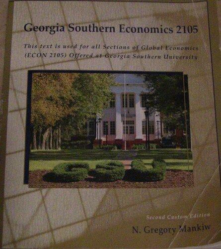 Georgia Southern Economics 2105