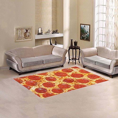 Interestprint Home Decor Fresh Italian Classic Pepperoni
