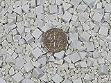 10 Lb. 2, 4, 6 mm Polishing Triangles Non-Abrasive Ceramic Tumbling Tumbler Tumble Media