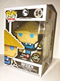 Funko Pop! 8-Bit #14 Mortal Kombat Glow in The Dark Raiden (Gamestop Exclusive)