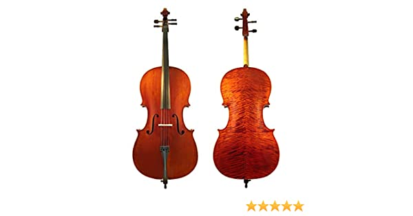 CAC400-44 DLuca 4-String Cello Acoustic