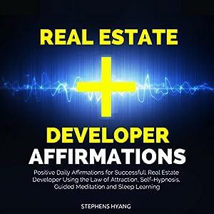 Real Estate Developer Affirmations Audiobook