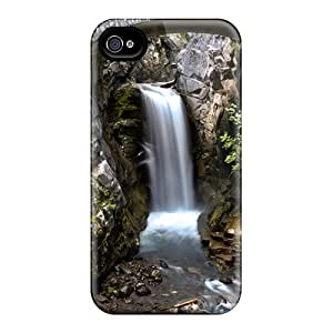 Hot Tpye Falls Case Cover For Iphone 4/4s