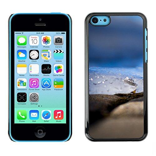 Premio Sottile Slim Cassa Custodia Case Cover Shell // F00025566 Fermer // Apple iPhone 5C