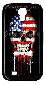 iCustomonline Case for Samsung galaxy S4 PC, The American Flag Stylish Durable Case for Samsung galaxy S4 PC