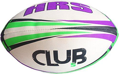 HRS Club Ru gby Ball, Size 5