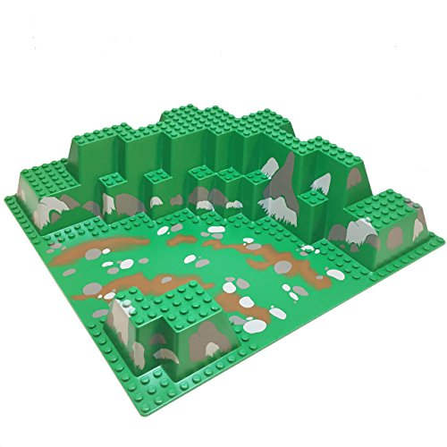 ark Forest Raised Baseplate from Set #6079