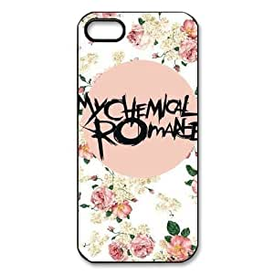 My Chemical Romance iPhone Case for iphone 5/5s, Well-designed TPU iphone 5s Case, iphone accessories