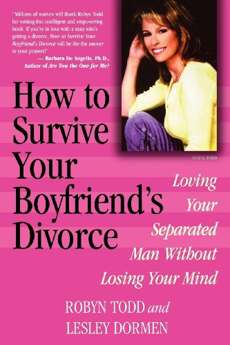 When tell your new man about your divorce