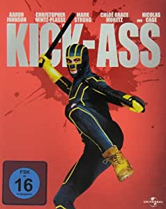 Kick-Ass - Steelbook [Alemania] [Blu-ray]