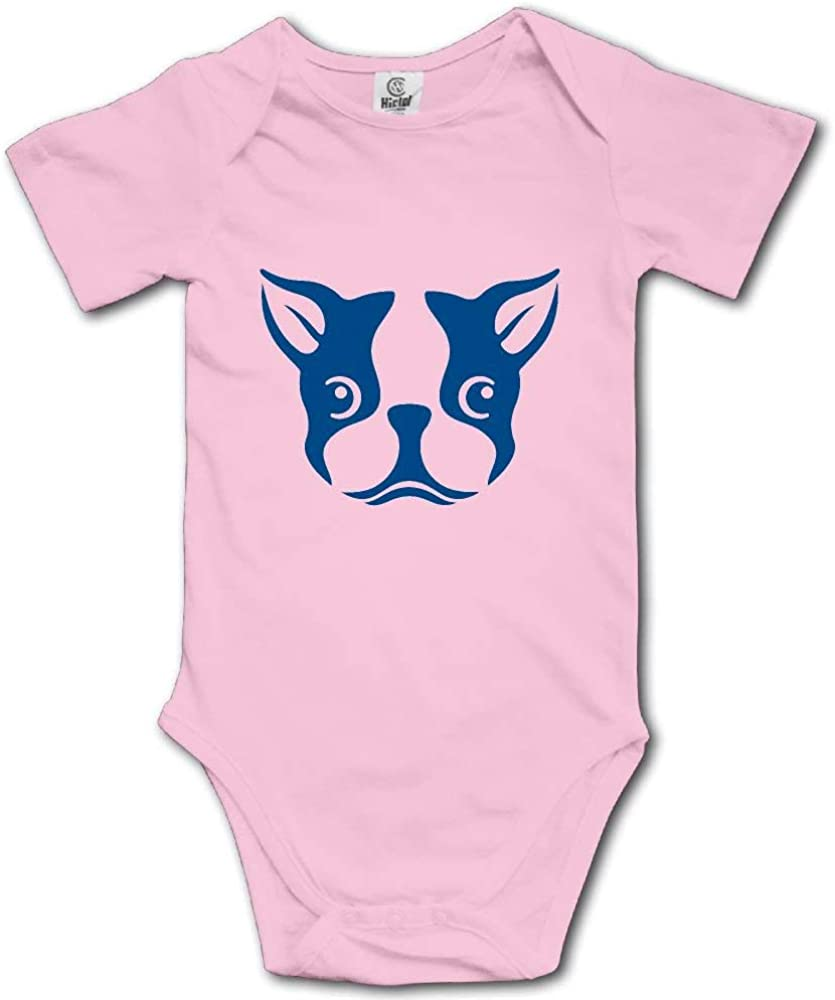 SDHEIJKY Boston Terriers Newborn Girl Boy Romper Jumpsuit Bodysuit Baby Outfits Infant Clothes