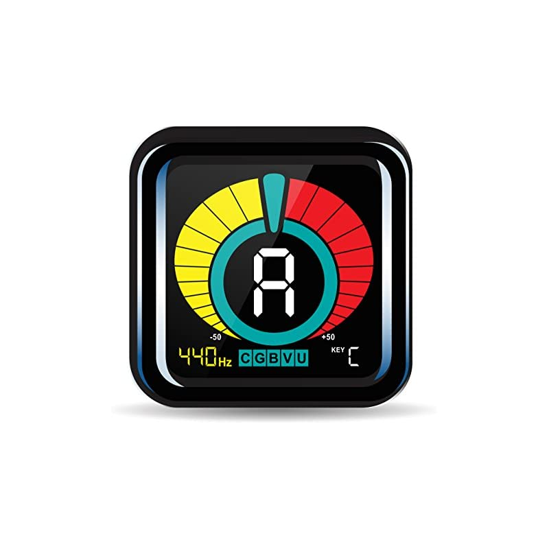 KLIQ UberTuner - Clip-On Tuner for All I