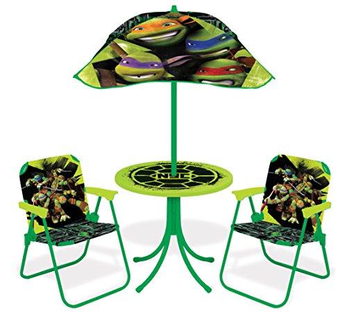 Teenage Mutant Ninja Turtles Classic Patio Set Toy (Ninja Turtles Toy)