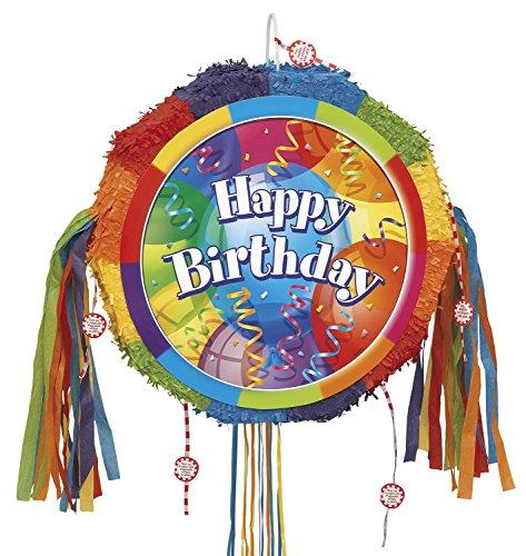 Brilliant Balloons Pinata Pull String