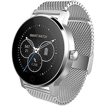 Amazon.com: Diggro Bluetooth Smart Watch DI02 DI03 MTK2052C ...