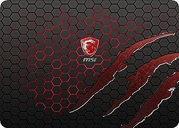 MSI de Mark D. Mils alfombrilla de ratón mejor vendedor Pad para ratón Notbook ordenador Mousepad grande padmouse para videojuegos para ordenador portátil ...