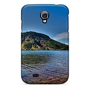 Waterdrop Snap-on Translucid Waters Case For Galaxy S4