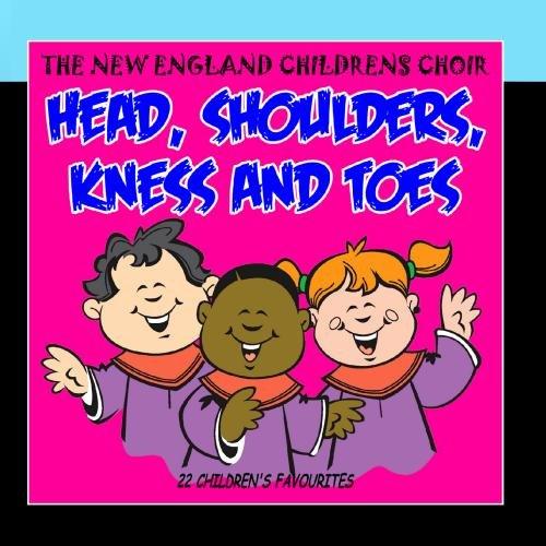 Head, Shoulders, Knees & Toes (Shoulder Cd Music)