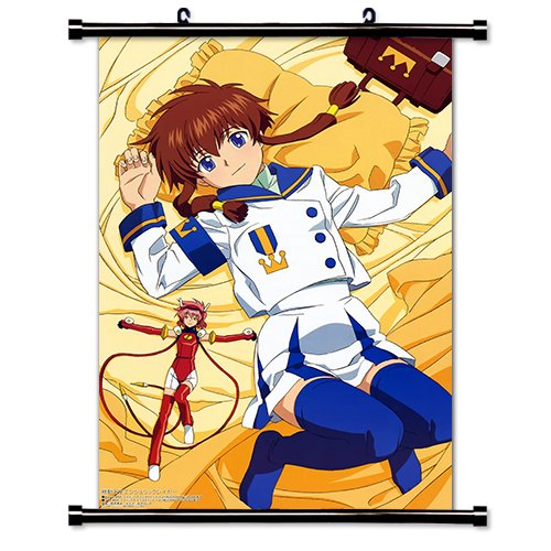 Angelic Layer Anime Fabric Wall Scroll Poster (32 x 47) Inches
