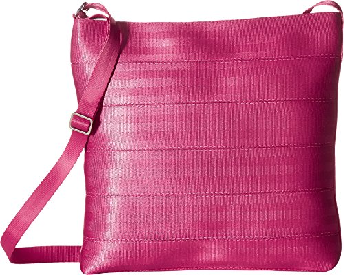 Harveys Women's Streamline Seatbelt Crossbody Purse Bag (Razzleberry) by Harvey's