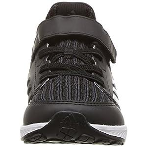 adidas Unisex Kid's RapidaRun Knit I Sneaker, 0 Toddler