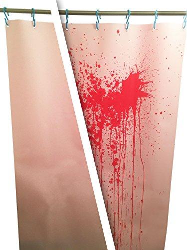 Bloodbath Shower Curtain - 2