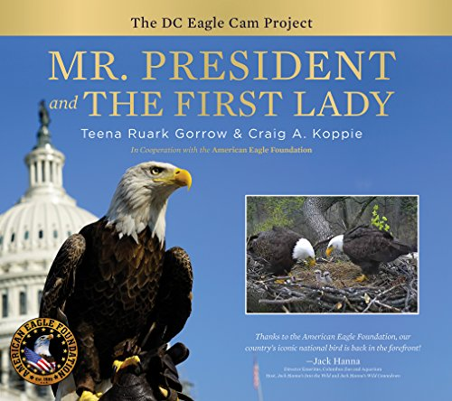 Mr. President and The First Lady: The DC Eagle Cam Project