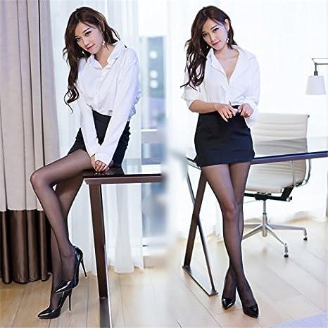 Sesexxy El Secretario del Club Femenino Bolsa Apretada Falda ...
