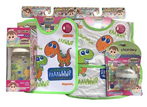 Distroller Estuche de Accesorios de Bebe para Niños, color verde, Pequeño