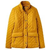 Joules Newdale Quilted Coat - SS19 Caramel 12