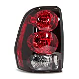 ACANII - For 2002-2009 Chevy Trailblazer Rear Replacement Tail Light with Circuit Board - Driver Side Only