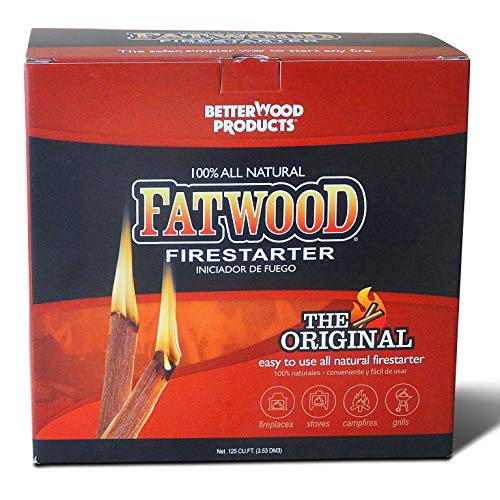 Better Wood Products Fatwood
