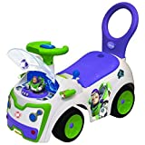 Kiddieland Disney Toy Story Buzz Lightyear Light & Sound Activity Ride-On by Kiddieland Toys Limited